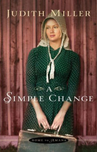 A Simple Change  by Judy Miller