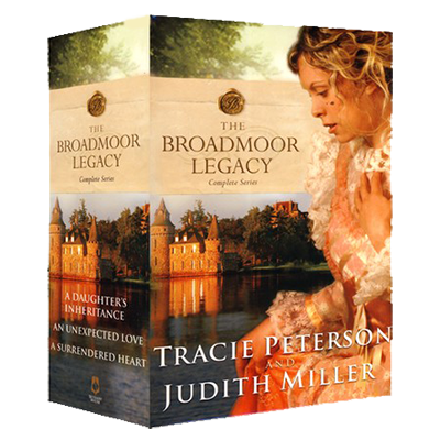 The Broadmoor Legacy by Judith Miller Boxed Set