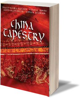 China Tapestry - Judith Miller