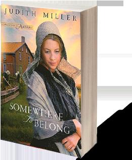 Somewhere to Belong - Judith Miller