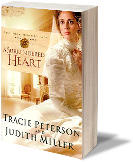 A Surrendered Heart - Judith Miller
