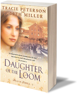 Daughter of the Loom - Judith Miller