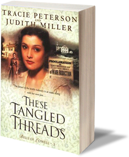 These Tangled Threads - Judith Miller
