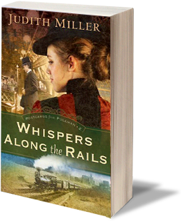 Whispers Along the Rails - Judth Miller