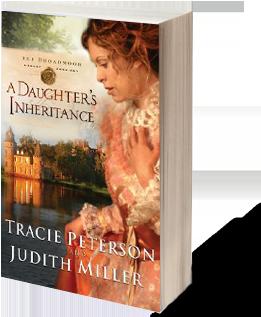 A Daughter's Inheritance - Judy Miller
