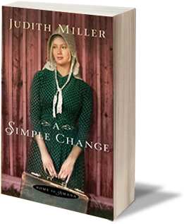 A Simple Change - Judith Miller