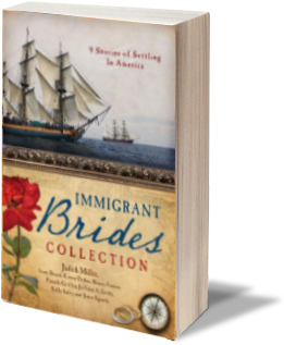 The Immigrant Brides Collection by Judy Miller