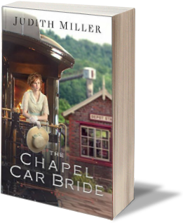 The Chapel Car Bride - Judith Miller