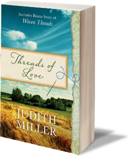 Threads of Love - Judith Miller